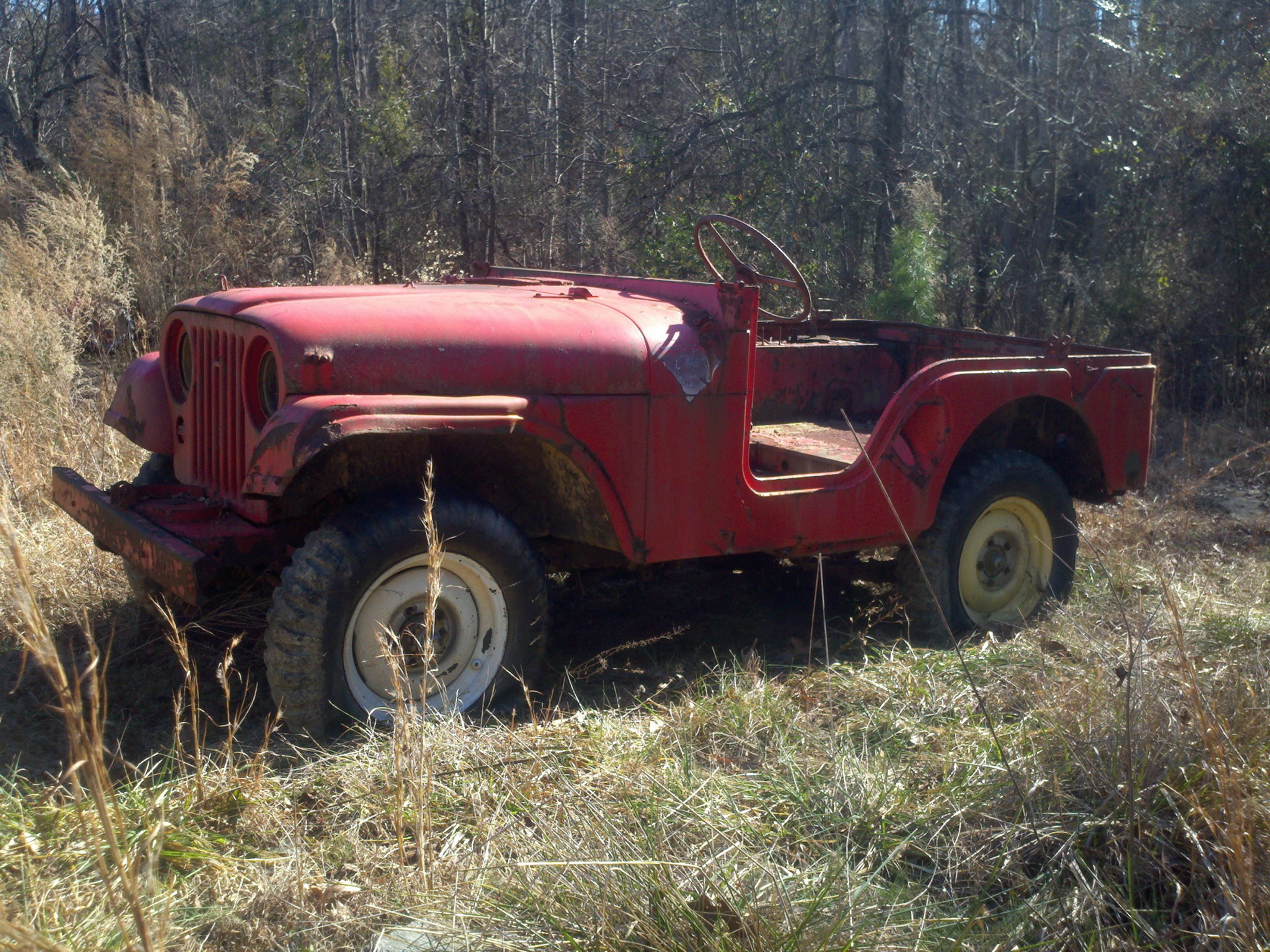 M38a1 parts Jeep for sale   Rebirth of an M38A1