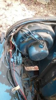 12v turn signal wiring mess