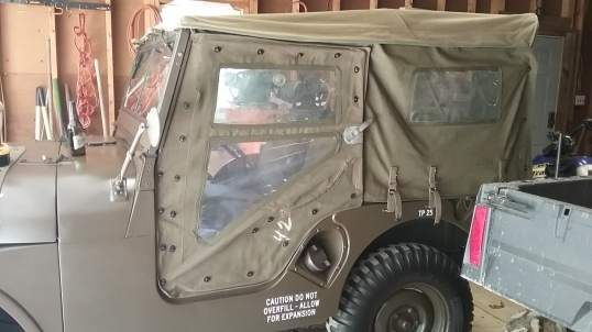 Rebirth Of An M38a1 Rebuilding A 1954 Willys M38a1